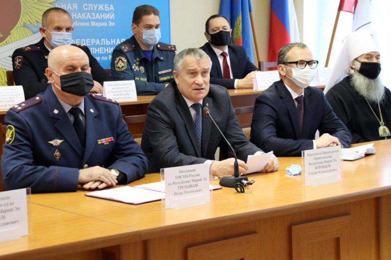 В Марий Эл назначен новый руководитель УФСИН