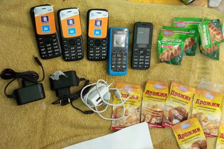 Партию сотовых телефонов в консервах пытались доставить в ИК №6 Марий Эл