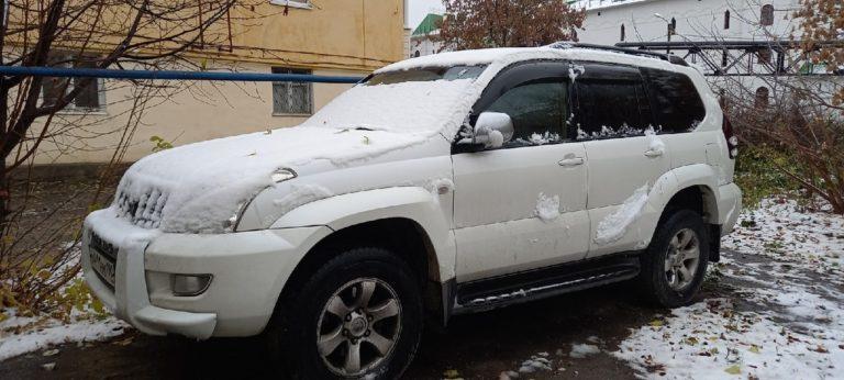 В Марий Эл 21 октября сотрудники ГИБДД предупредили водителей о сложных дорожных условиях