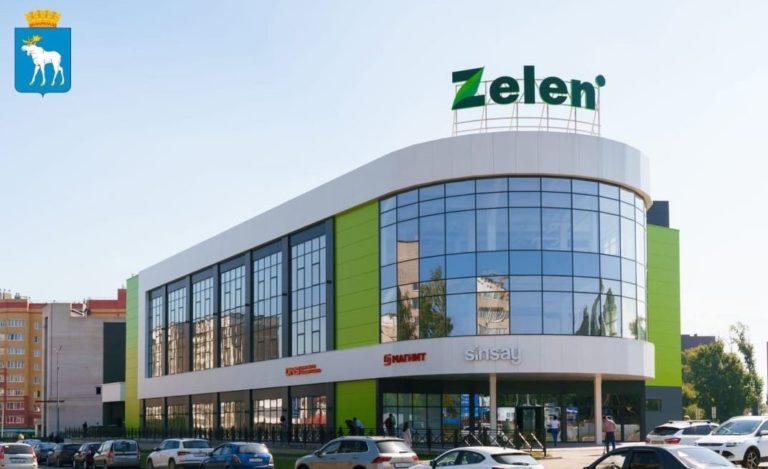 В Йошкар-Оле открыли новый пункт вакцинации в ТРЦ ZELEN